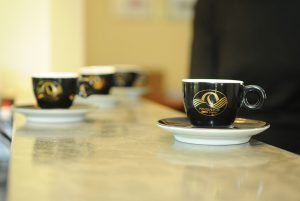 Ponto Alegre coffee in the cup
